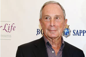Early-riser Bloomberg irks sleepy-eyed staffers